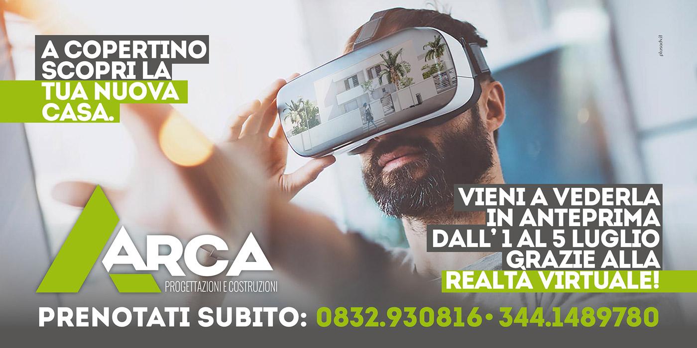 La tua nuova casa in anteprima grazie alla realtà virtuale